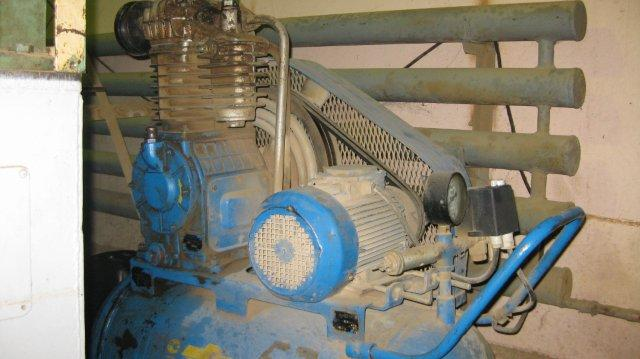 Поршневой компрессор К2