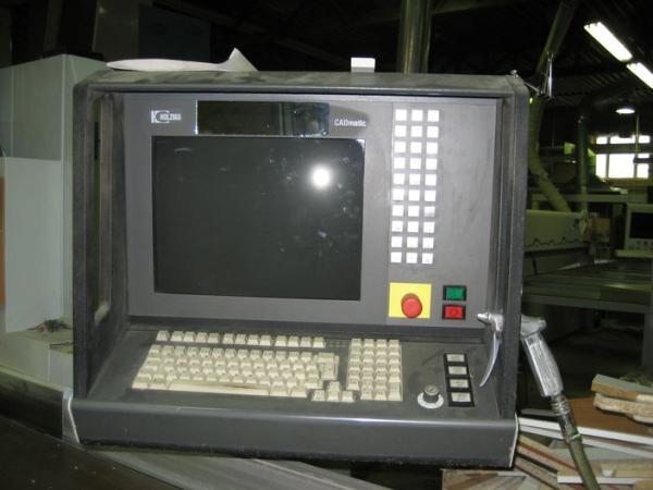 Полноформатный раскроечный станок HOLZMA HPP 81\38