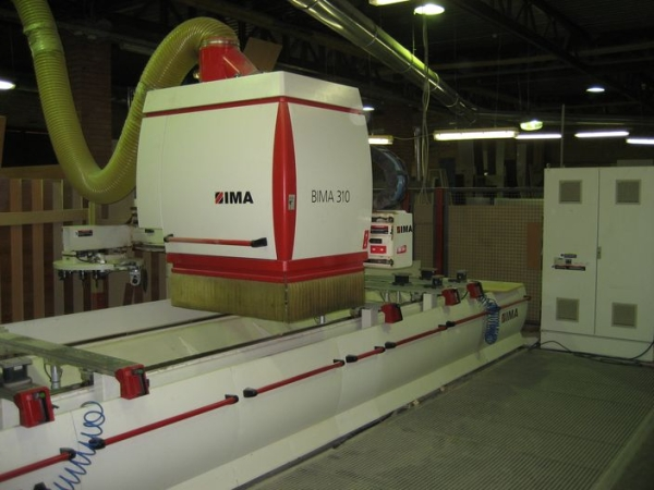 Деревообрабатывающий центр BIMA 310 120\500