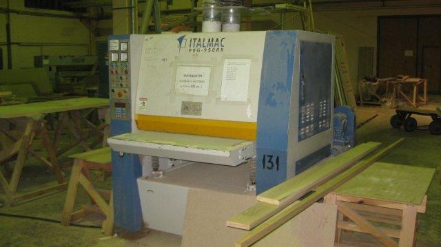 Калибровально-шлифовальный станок ITALMAC PRG-950 RK