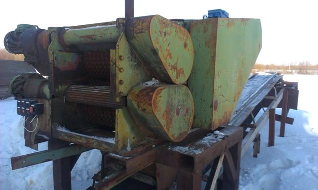 Барабанная рубильная машина БРП-5223