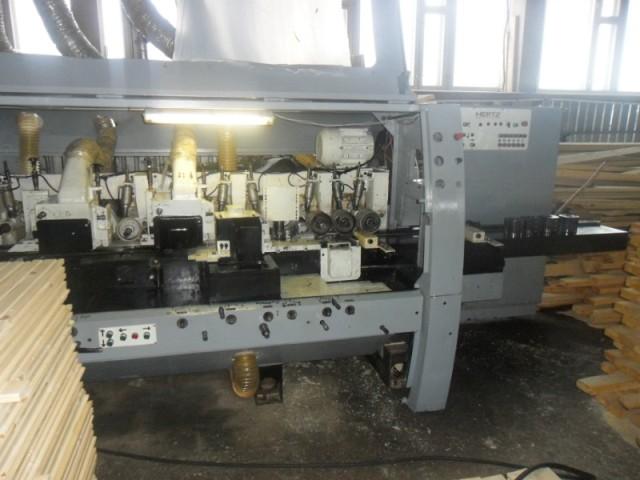 Четырехсторонний станок Compact LMC-615C