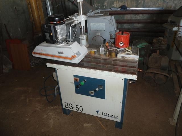 Кромкооблицовочный станок ITALMAC BS-50