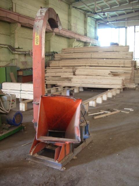 Измельчитель древесных отходов ИДО-150М