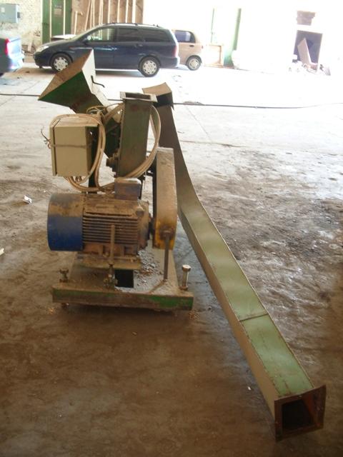 Измельчитель древесный отходов Д-30