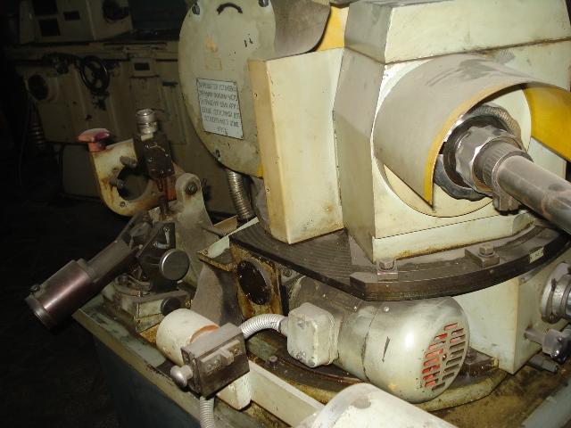 Заточной полуавтоматический станок для сверл, зенкеров, метчиков 3Е659