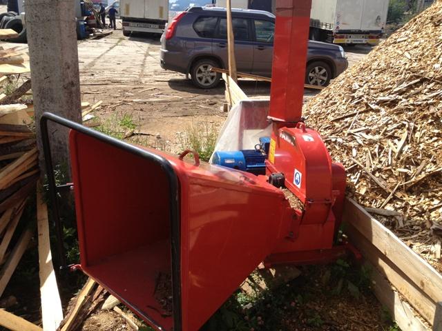 Рубительная машина FARMI FOREST СН 16