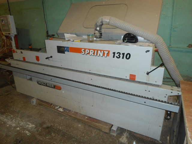 Кромкооблицовочный станок HOLZ-HER SPRINT 1310