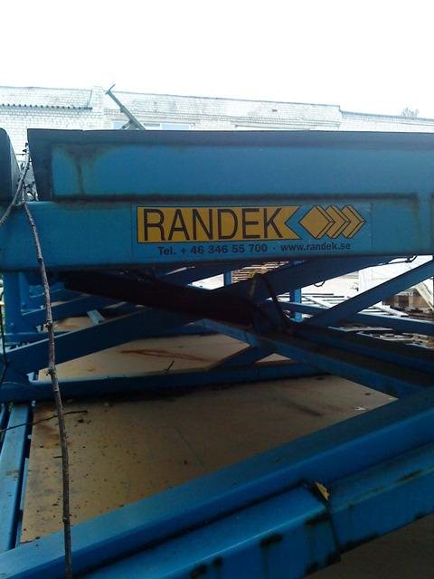 Линия деревообработки RANDEK