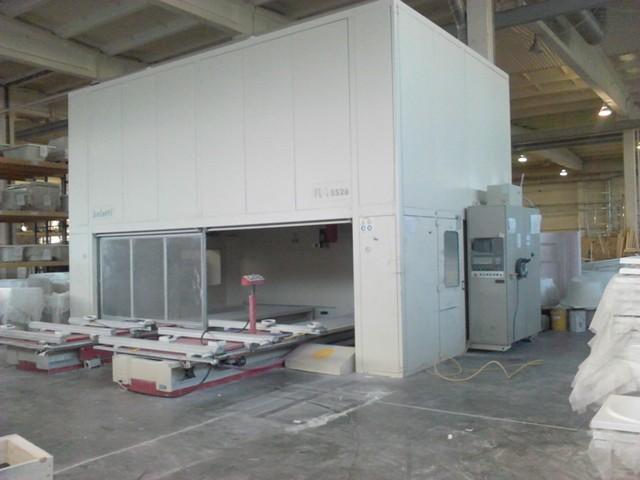 5-ти осевой портальный обрабатывающий центр BELOTTI FLA