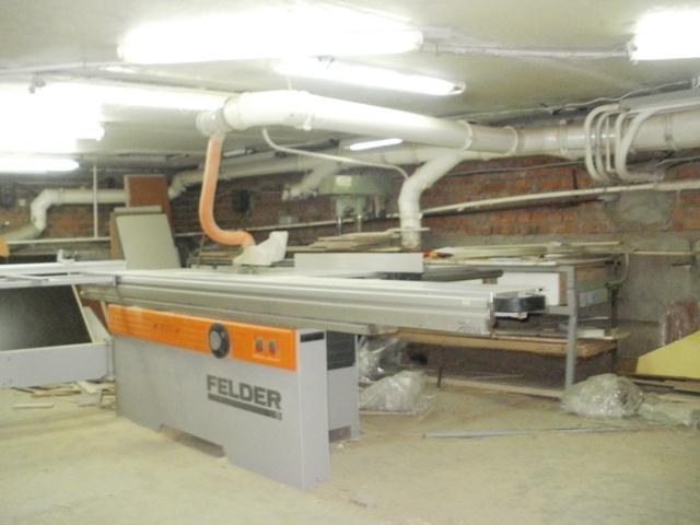 Форматно-раскроечный станок FELDER К 500 S