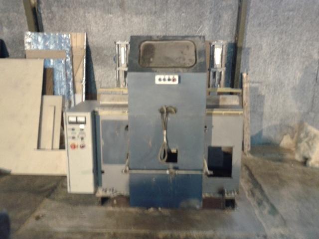 Чашкозарезной станок для бруса WOODTEC 4-200
