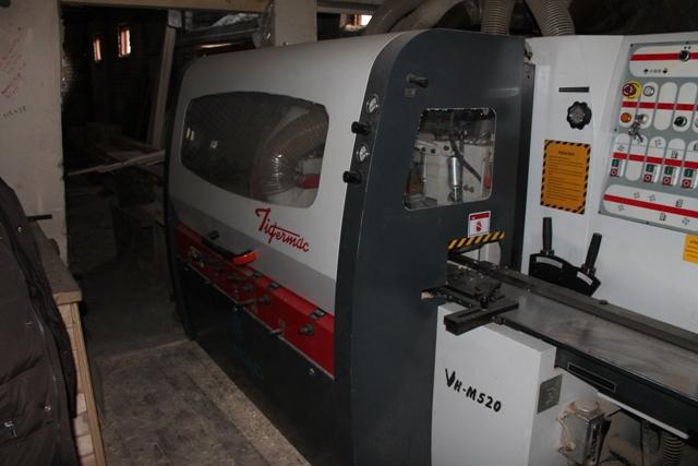 Четырехсторонний строгальный станок V-HOLD VH-M 520