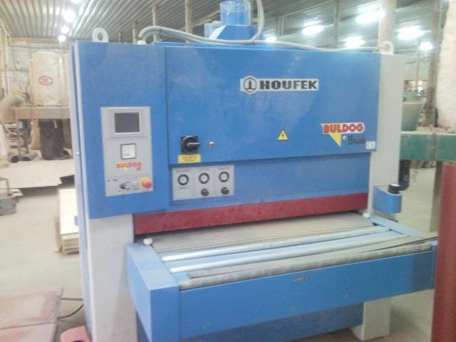 Калибровально-шлифовальный станок HOUFEK BULDOG 5 SPB 1300 C