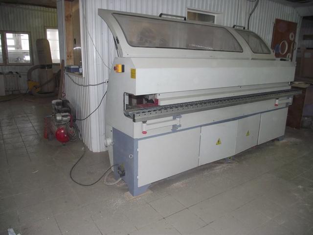 Кромкооблицовочный автоматический ITALMAC MIRA 6