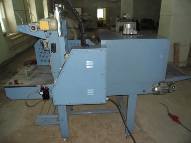 Проходной термоусадочный аппарат ITALDIBIPACK – ECO 500