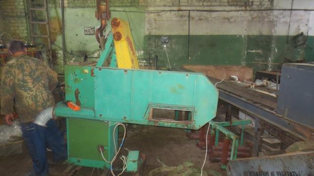 Торцовочный станок ЦМЭ-3