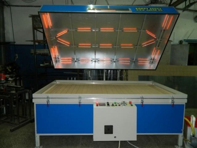 Термо-вакуумный пресс КОРСТ 2500А