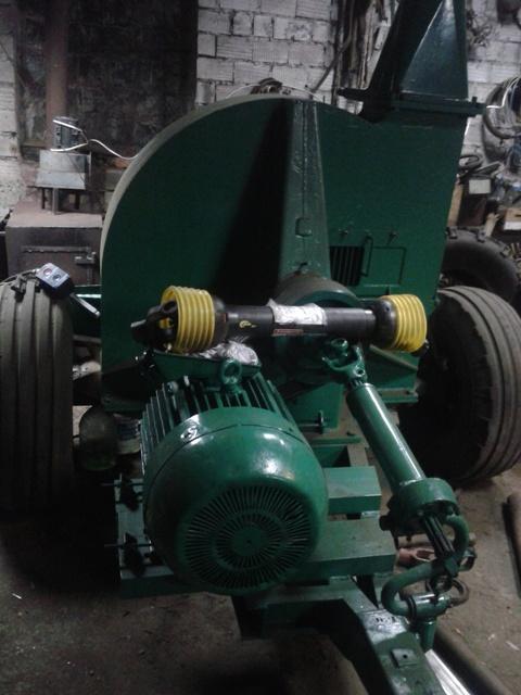 Рубительная машина AHLSTROM KARHULA 312