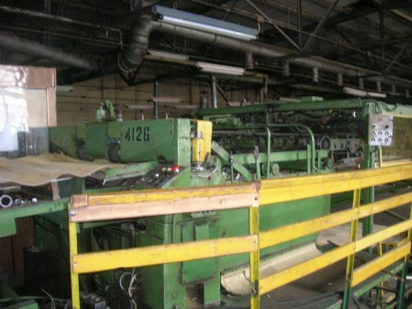 Комплект оборудования для производства лущеного шпона 1