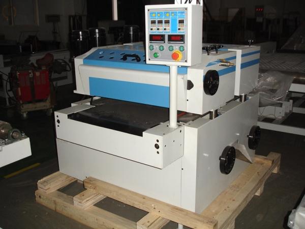 Покрасочный станок 2-х вальцовый JMQ 600A