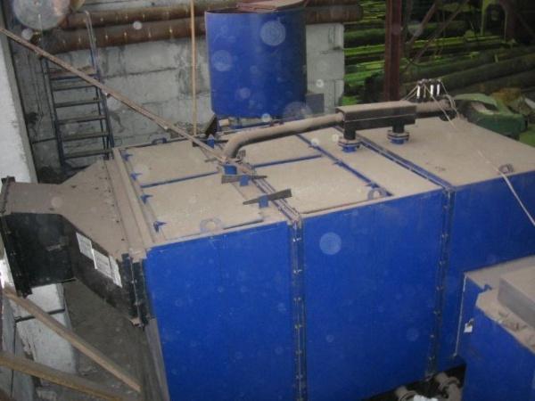 Газогенераторная установка «Прометей - 1200»