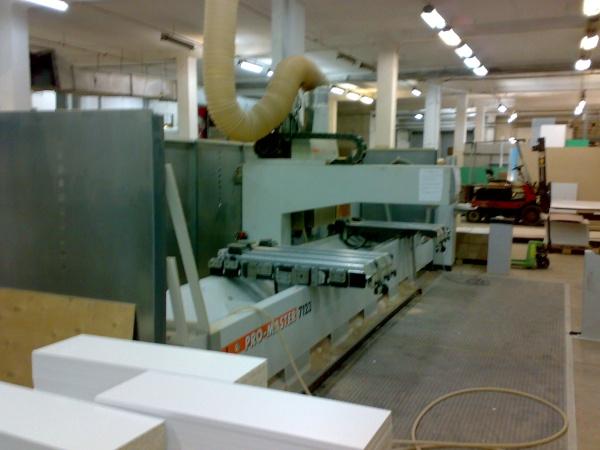 Обрабатывающий центр HOLZHER Модель PRO-MASTER 7123-320K