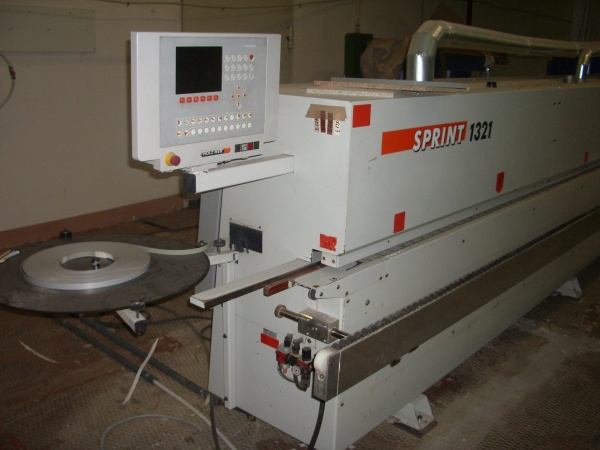 Кромкооблицовочный станок HOLZHER Модель SPRINT 1321