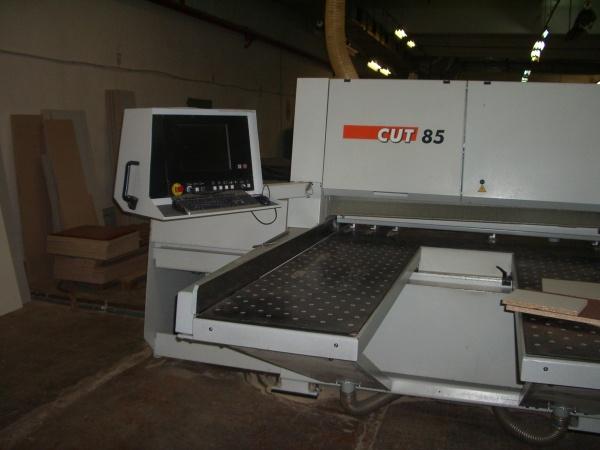 Раскроечный центр HOLZHER 6210 Модель CUT-85