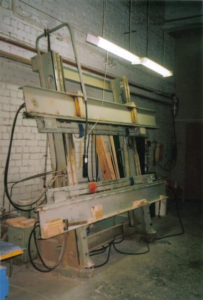 Вайма гидравлическая вертикальная мод. ВГВ-3