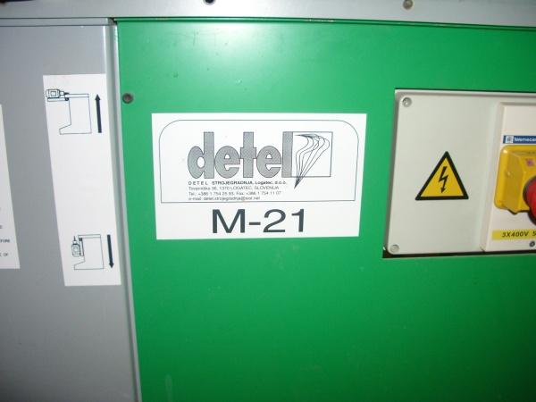 Сверлильно-присадочный станок DETEL M - 21