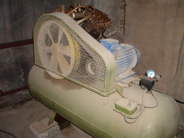 Поршневой компрессор С-415М1