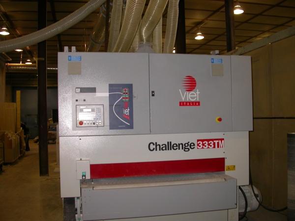 Шлифовально-калибровальный станок CHALLENGE 333-TM Viet
