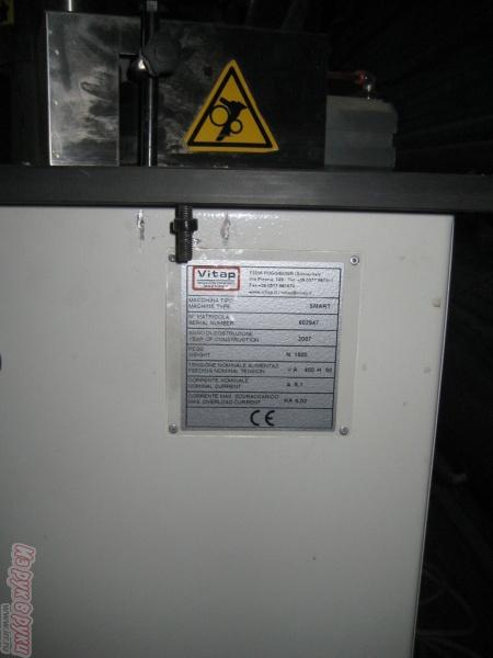 Станок для снятия свесов Olimpic M 80Т %2B  Кромкооблицовочный станок VITAP Smart