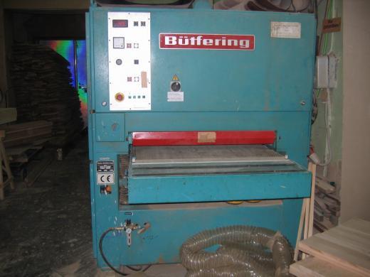 Калибровально-шлифовальный станок BUTFERING ECO 950 (комби)