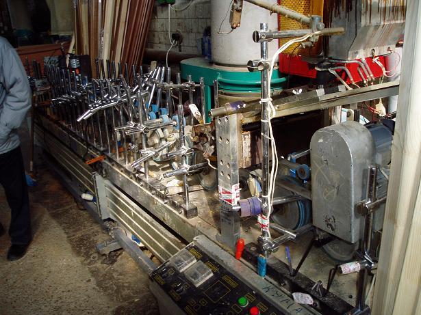 Линия укутывания погонажных изделий BEAVER MBF 300