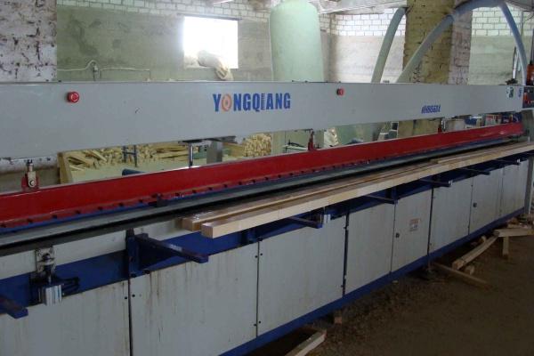 Пресс для сращивания автоматический YONGQIANG MHB1560A