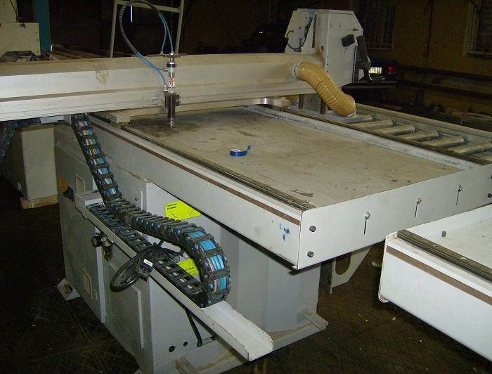 Копировально-фрезерный станок BERMAQ модель CB-ME