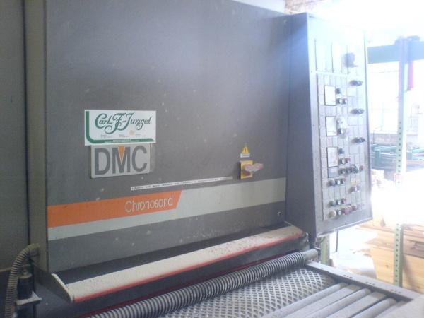 Шлифовальная линия DMC