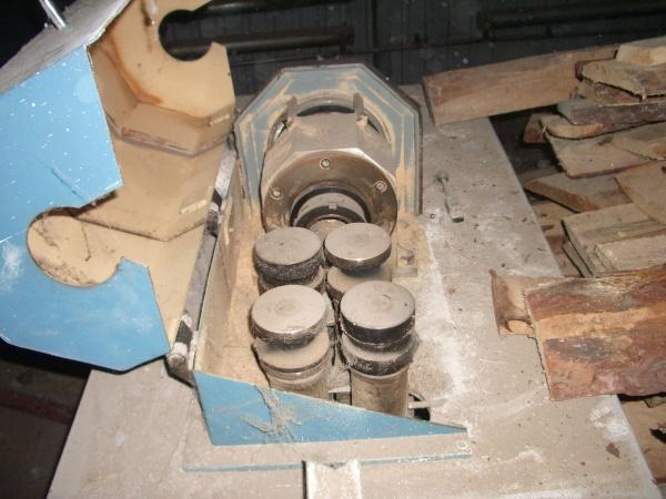 Станок круглопалочный СКП-50