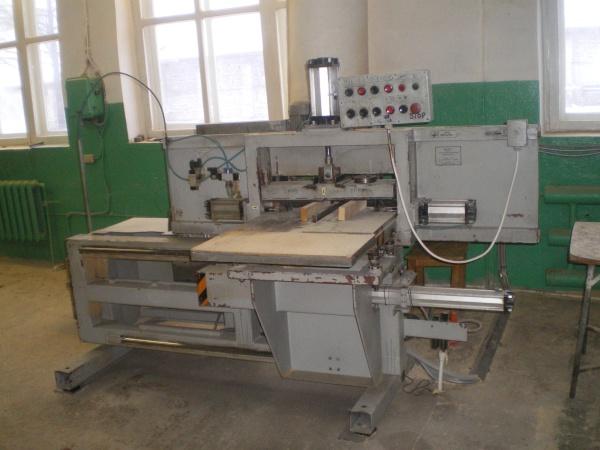 Линия сращивания ШС-600-М1 %2B ПР-6200А